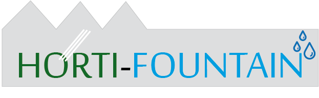 Horti-Fountain Logo